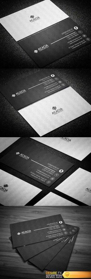 SocialIcon Business Card 788017