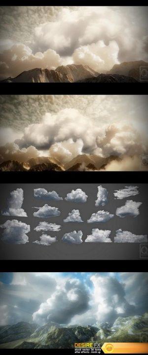 3D Cloud Models