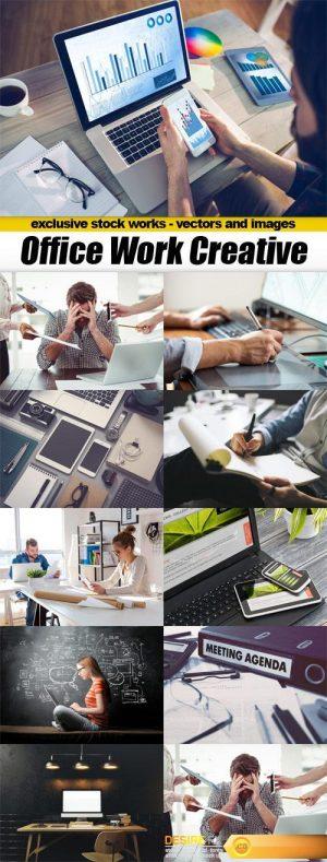 Office Mindstorm Creative – 10x JPEGs