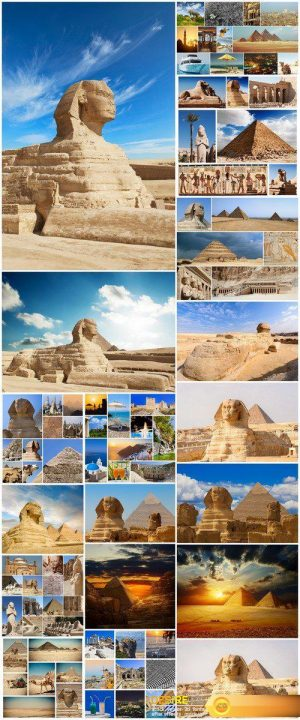 Egypt collage 18X JPEG