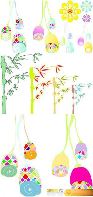 Decoration abstract design 5X JPEG
