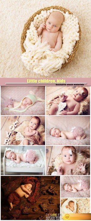 Little children, kids