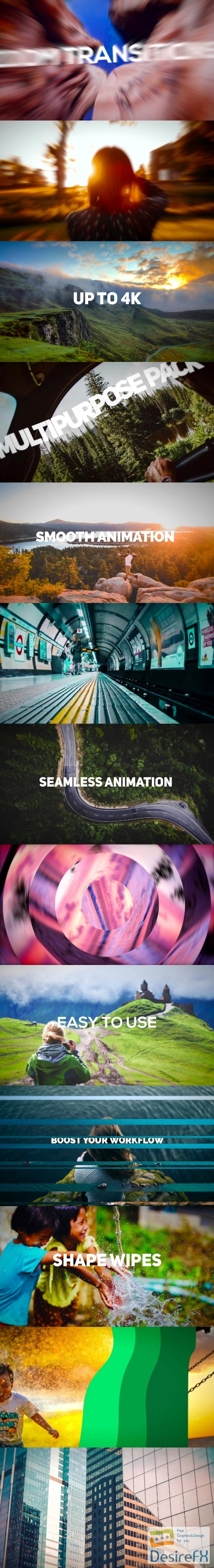 Desirefx com   Download Videohive 20406765 FCPX Transitions