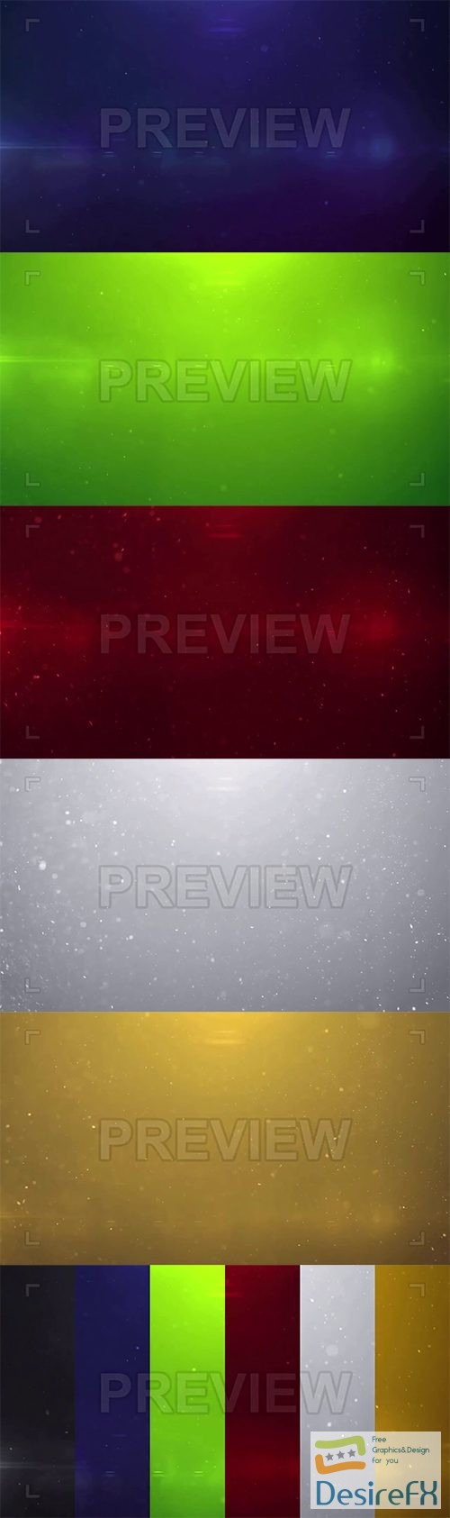 stock-video-footages - MA - Particle Loop Backgrounds 64221