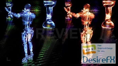 MA - Sci-Fi Dance 64436