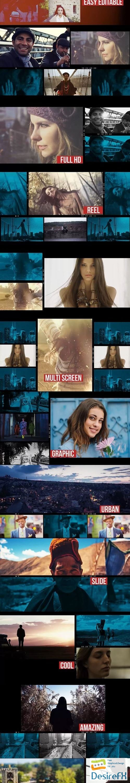 MA - Modern urban slideshow - premiere pro templates 68436
