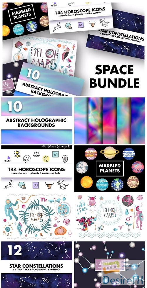 stock-images - Space Bundle 1546742