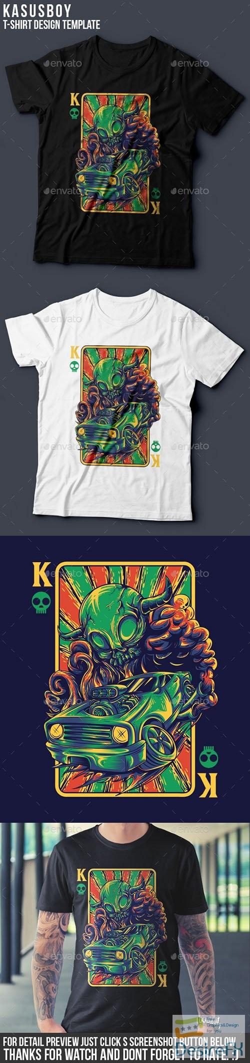 t-shirts-prints - Kasusboy! T-Shirt Design 13243236