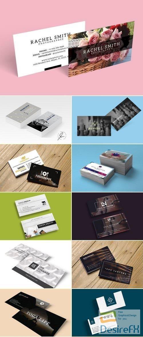 Business Card Bundle 15