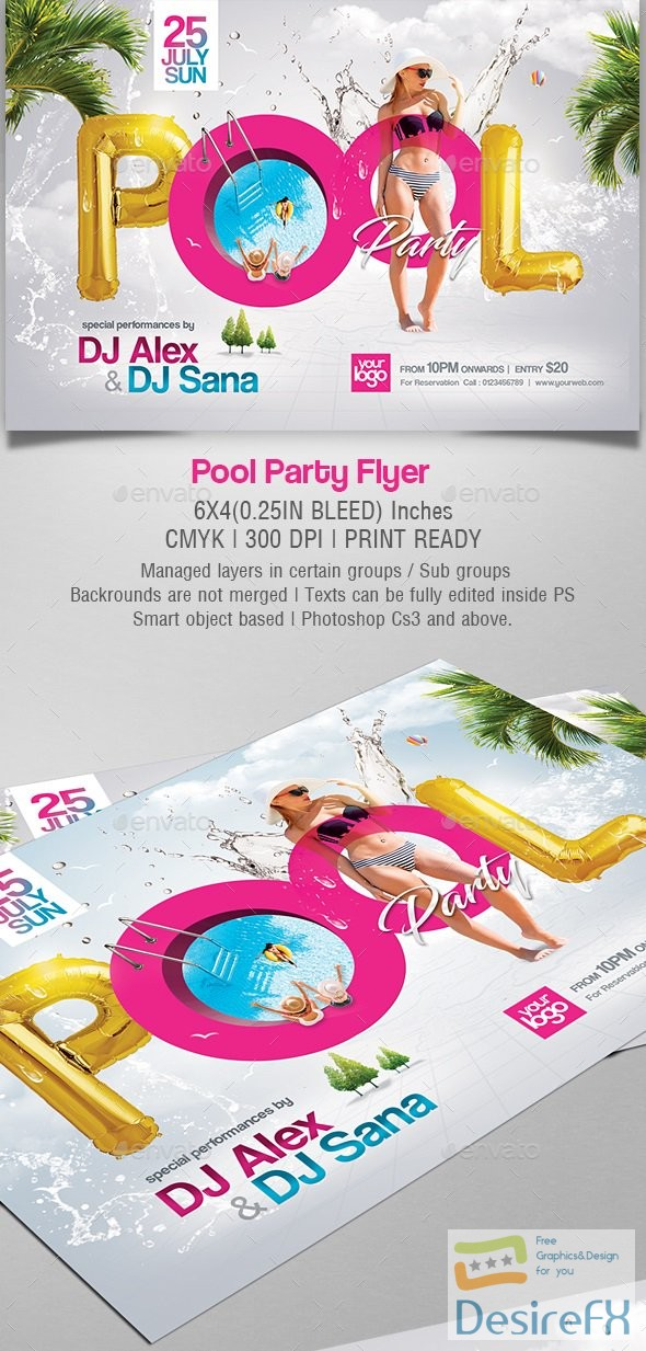 Pool Party 22334168
