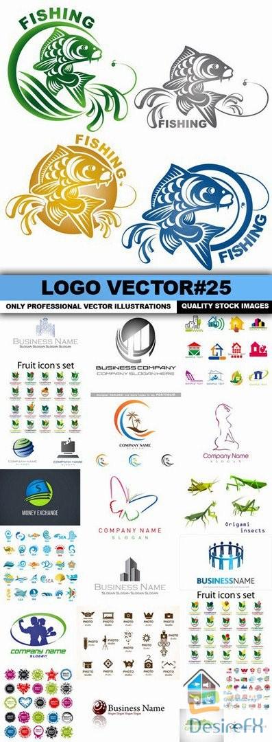 stock-vectors - Logo Vector#25 - 25 Vector