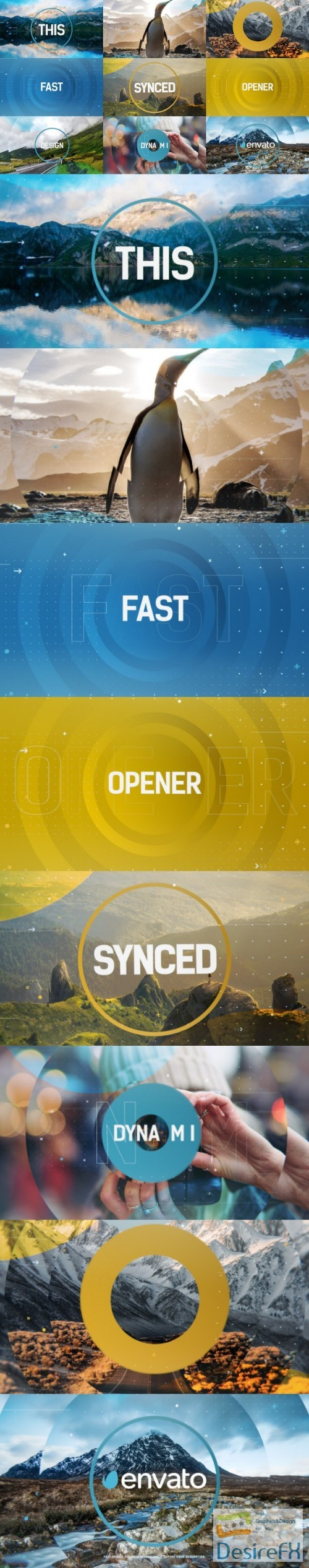after-effects-projects - Videohive Fast Opener 21934953
