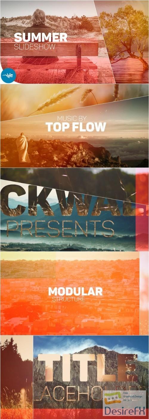 Videohive Summer Slideshow 12352907