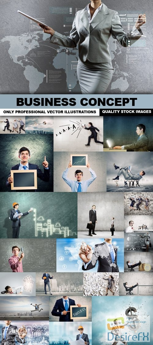 Business Concept - 25 HQ Images