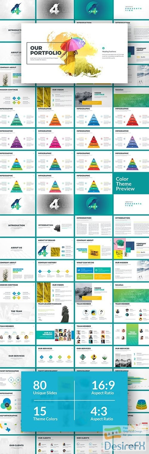 powerpoint - Multipurpose Modern Powerpoint