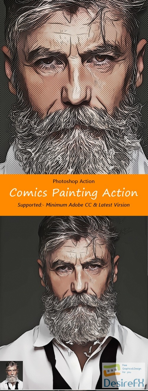 Comics & Painting Actions 20352140