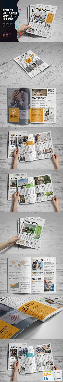other - Newsletter Design Template v3