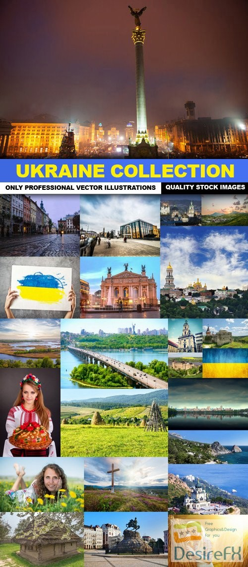 Ukraine Collection - 25 HQ Images