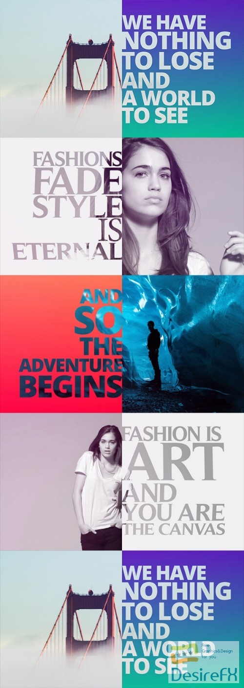 after-effects-projects - Videohive Short Fashion Promo 11830232