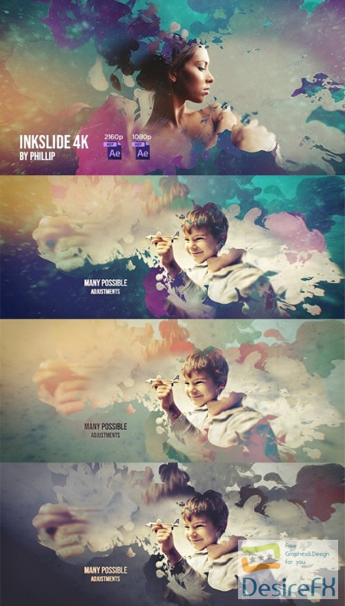 after-effects-projects - Videohive Inkslide 4K 21488663