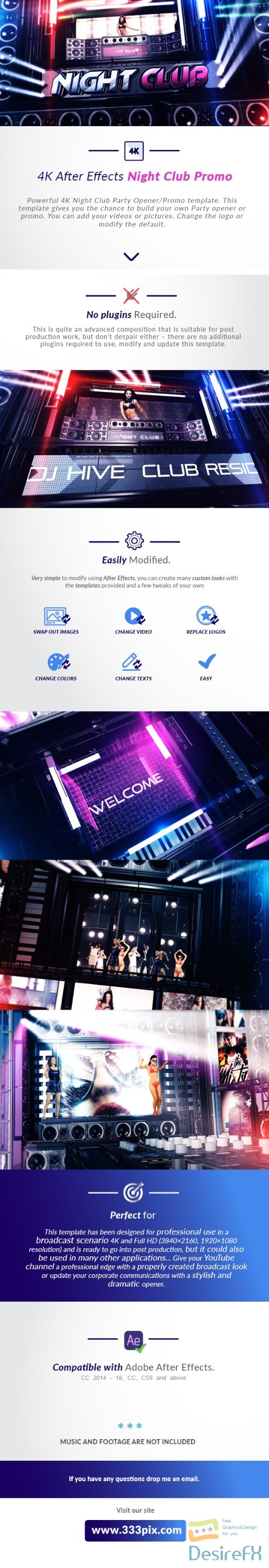 after-effects-projects - Videohive Music Event Promo 20539654