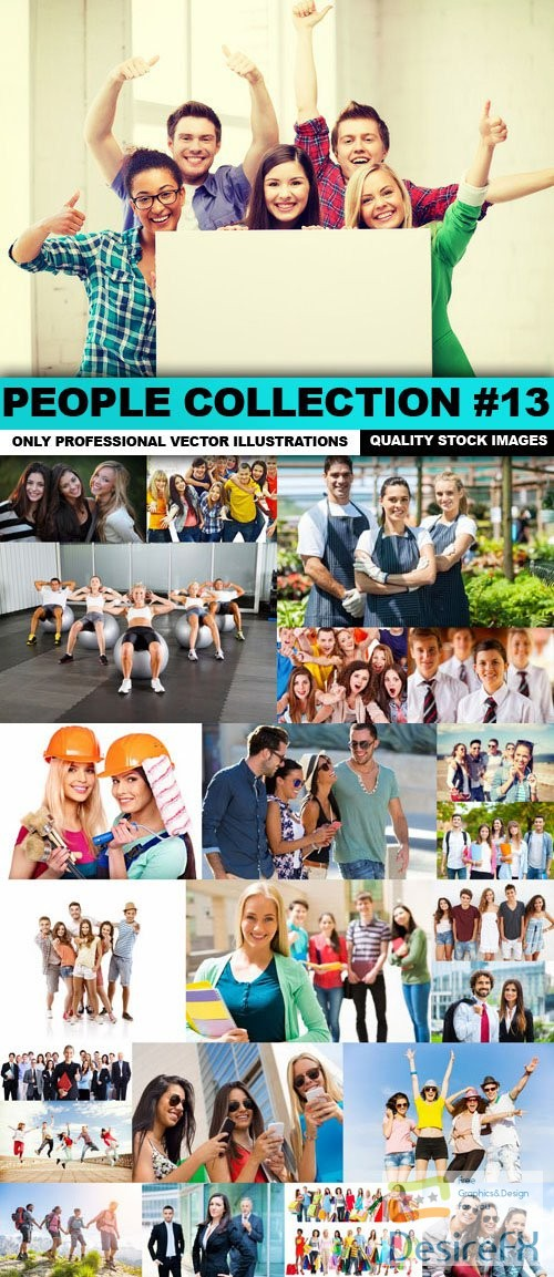 stock-images - People Collection #13 - 25 HQ Images