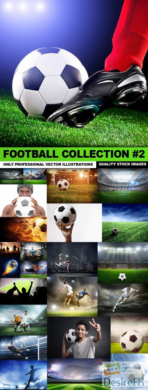 stock-images - Football Collection #2 - 25 HQ Images