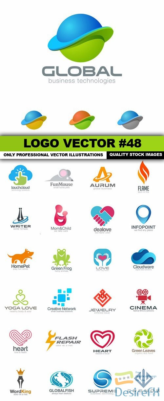 stock-vectors - Logo Vector#48 - 25 Vector