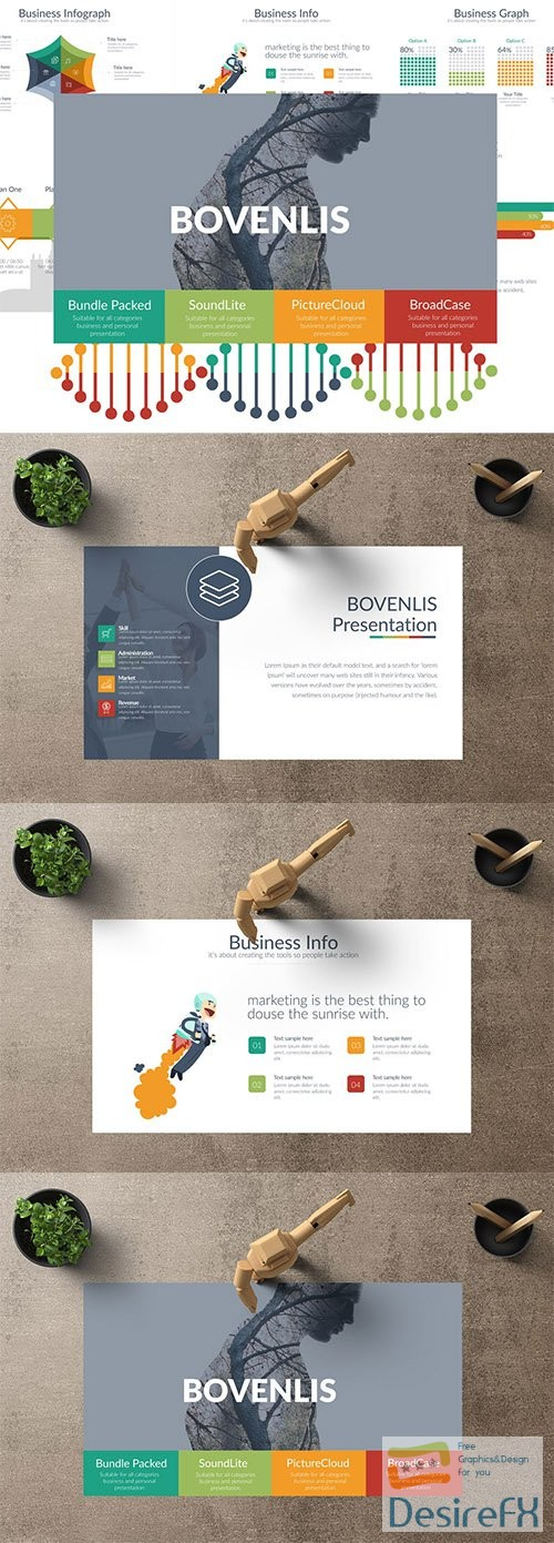 powerpoint - BOVENLIS Powerpoint Template