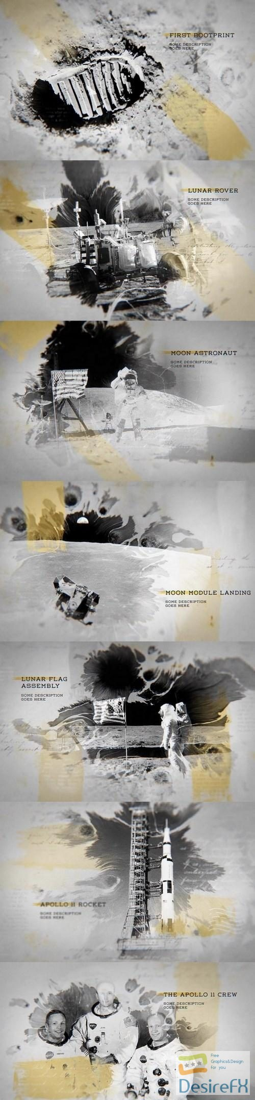 after-effects-projects - Videohive History Ink Slides 19152412