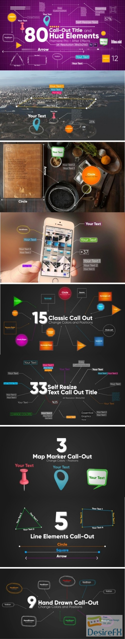 after-effects-projects - Videohive Call Outs 22196672