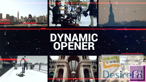 premiere-pro - Videohive Dynamic Short Opener 22649911