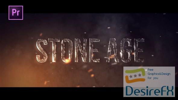 premiere-pro - Videohive Stone Age 22714453