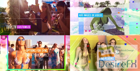 after-effects-projects - Videohive Crazy Party 21403635
