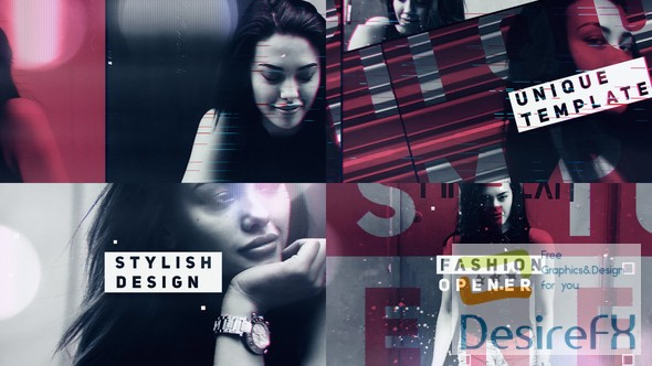 after-effects-projects - Videohive Fashion Opener 20864856