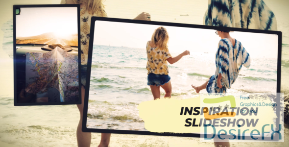 after-effects-projects - Videohive Inspiration Memories Slideshow 21543939