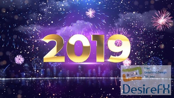 after-effects-projects - Videohive New Year Countdown 23066209