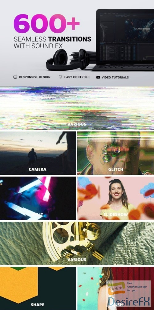 after-effects-projects - Videohive Transitions 22527100