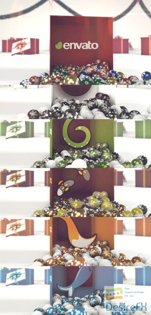 after-effects-projects - Videohive Unique Christmas Greeting 6211107