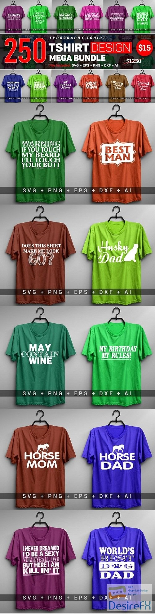 t-shirts-prints - 250 Funny T-shirt Typography - 3423426