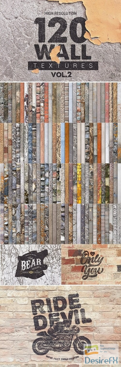 Bundle Wall Textures Vol2 x120 - 2874362