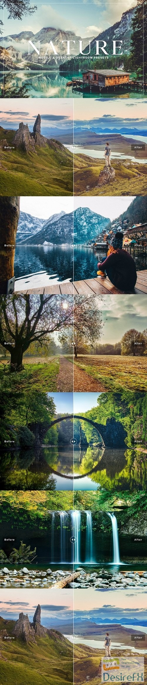 photoshop - Nature Lightroom Presets Collection - 3556568