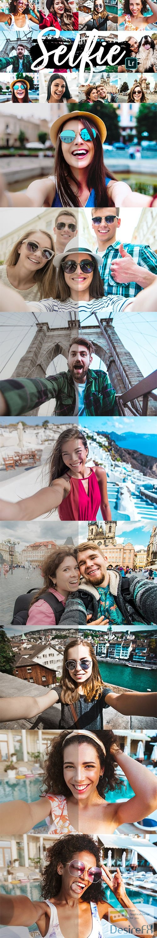 photoshop - CreativeMarket - SELFIE Mobile Lightroom Presets 3568633