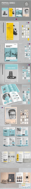 other - CreativeMarket - Proposal Bundle 3735416