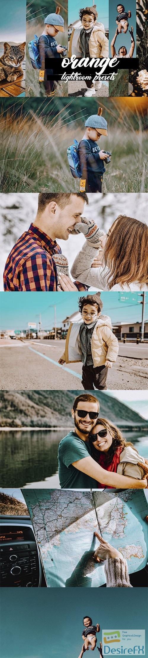 photoshop - ORANGE LR PRESETS 3686585