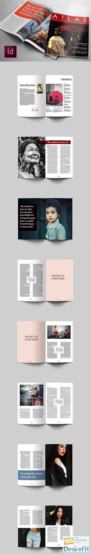 other - ATLAS, Lifestyle Magazine Template 3753814