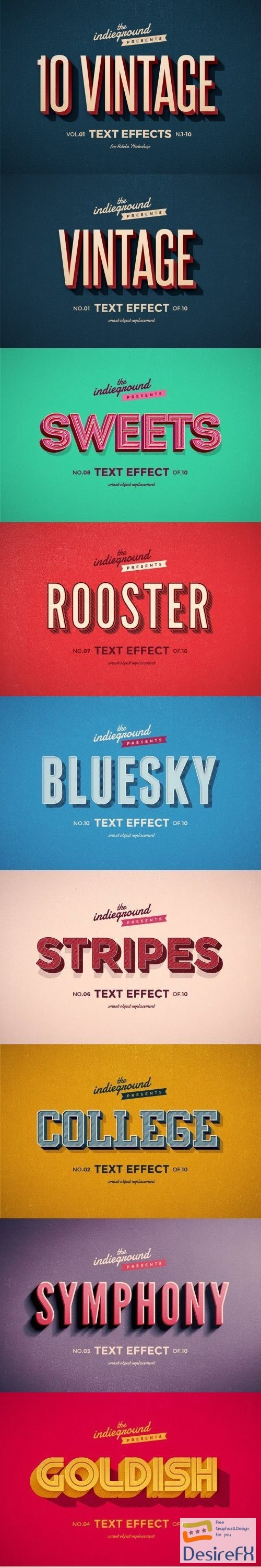 layered-psd - CM - Retro Text Effects Vol.1 - 3903974