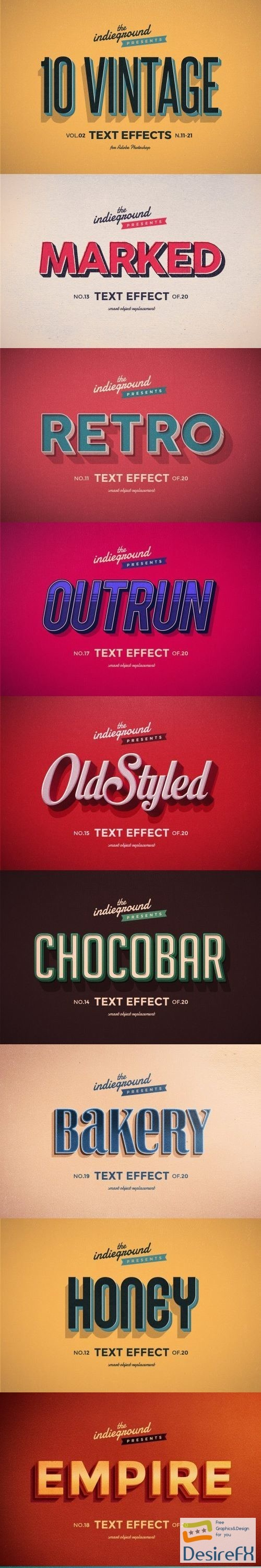 layered-psd - CM Retro Text Effects Vol.2 - 3904016