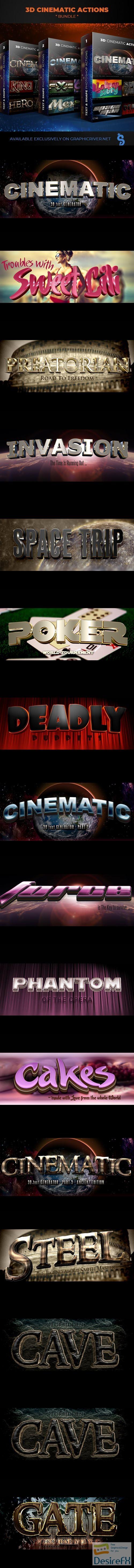 actions-atn - 3D Cinematic Actions - Bundle 23986338