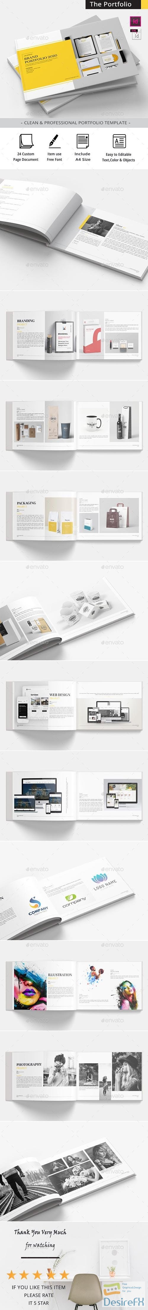 other - The Portfolio Template 24363115